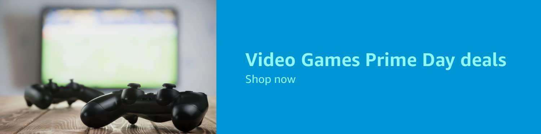 Shop Video Games Prime Day deals