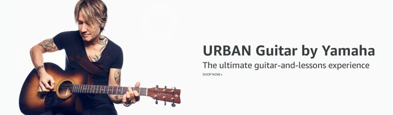 Urban Guitar by Yamaha