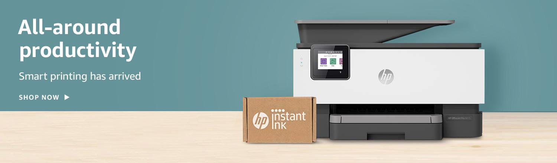 HP smart printing