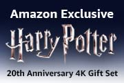Amazon Exclusive Harry Potter 20th Anniversary Edition