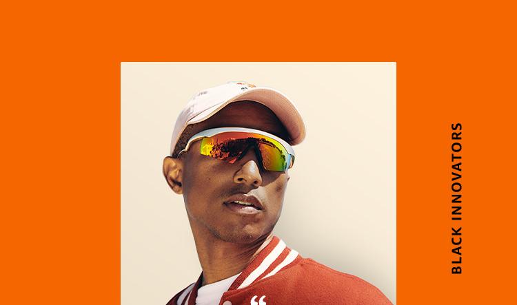 Black Innovators. Pharrell Williams, visionary recording artist and entrepreneur