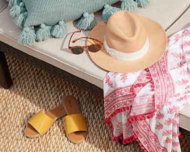 Shop spring into summer