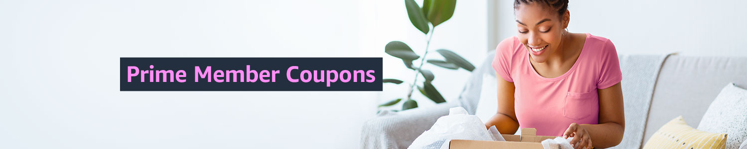 Prime Exclusive Coupons