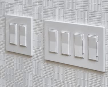 Leviton light switch