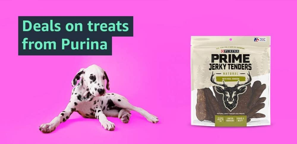 Prime dog treats
