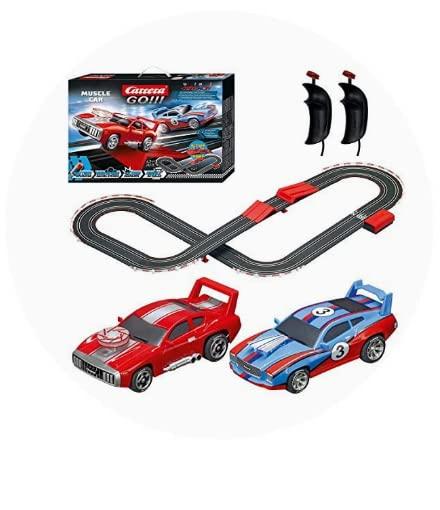 Slot Cars & Racetracks