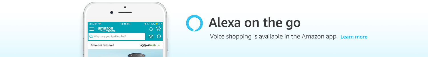 Alexa on the go