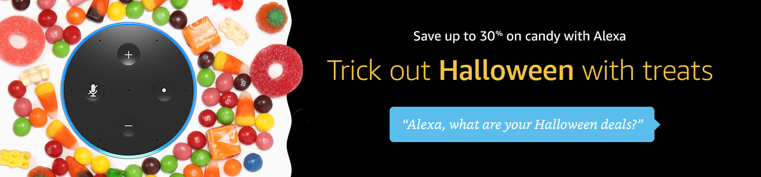 Trick out Halloween with Treats