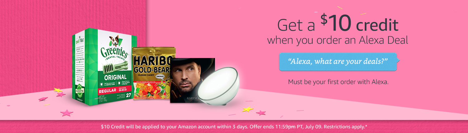 Alexa offers discounted prime.