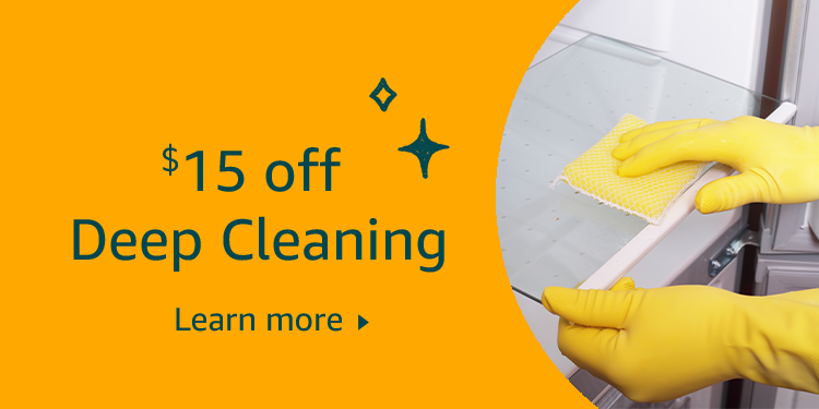 $15 off Deep Cleaning