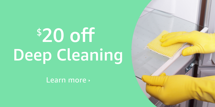 $20 off Deep Cleaning