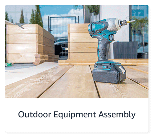 Outdoor Equipment Assembly