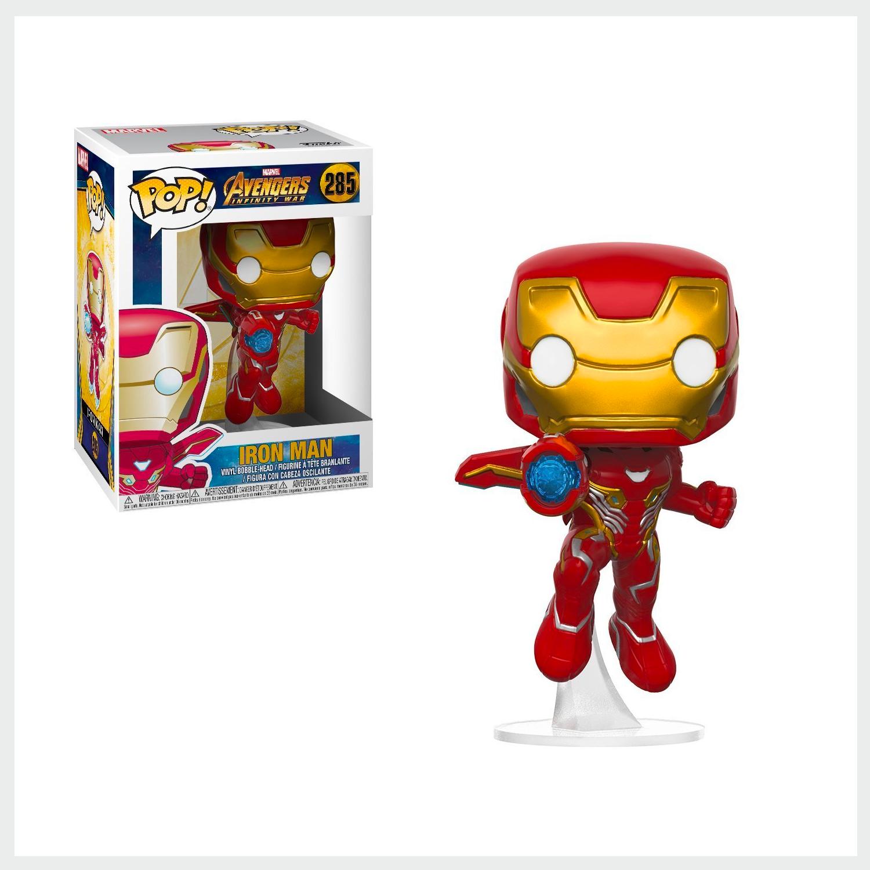 Funko Pop Marvel: Avengers Infinity War-Iron Man Collectible Figure, Multicolor