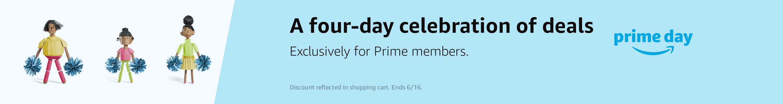 Amazon Warehouse Prime Day 20%
