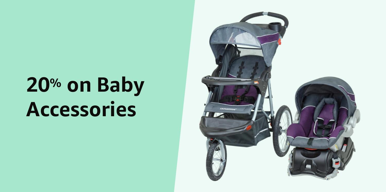 Amazon Warehouse 20% Baby Products