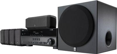 Yamaha YHT-397 5.1-Channel Home Theater System