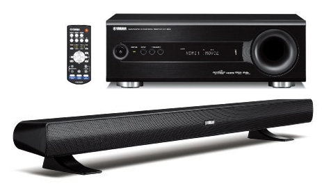 Yamaha YHT-S400 Home Theater System