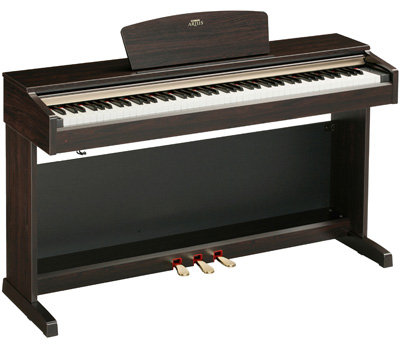 yamaha arius ydp 161 digital piano with bench discontinued by manufacturer. Black Bedroom Furniture Sets. Home Design Ideas