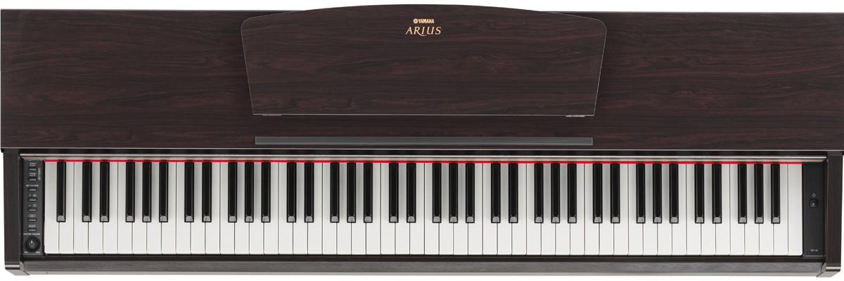 Amazon Com Yamaha Arius Ydp 161 Digital Piano With Bench