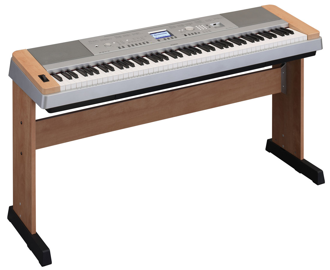 Yamaha dgx640c digital piano cherry musical for Yamaha piano keyboard models