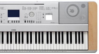 Yamaha DGX-640 Digital Piano - Cherry