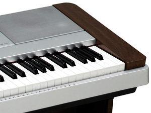 Amazon com: Yamaha DGX640W Digital Piano (Walnut) (Discontinued by