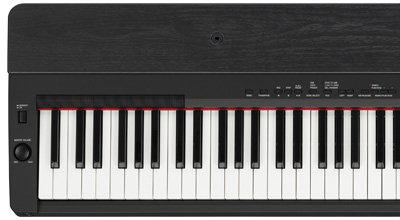Yamaha P-155 Digital Piano - Ebony