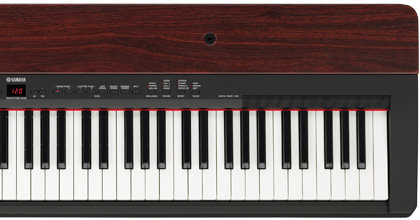 Yamaha P-155 Digital Piano - Mahogany