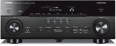 Yamaha RX-A720 7.2-Channel Network AVENTAGE AV Receiver