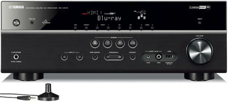 Yamaha RX-V573 5.1-Channel Network AV Receiver