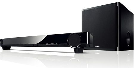 yamaha yas 201 soundbar with wireless. Black Bedroom Furniture Sets. Home Design Ideas