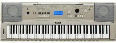 Yamaha YPG-235 Keyboard