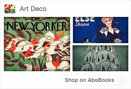 Art Deco Collections on AbeBooks.com