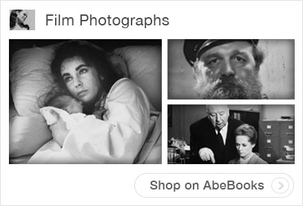 Film Photograph Collections on AbeBooks.com