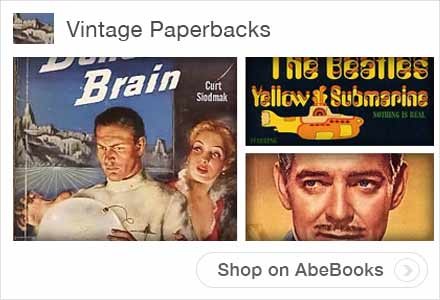 Vintage Paperback Collections on AbeBooks.com