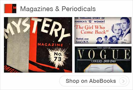 Magazine & Periodical Collections on AbeBooks.com