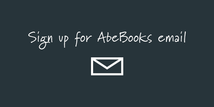 Sign up for AbeBooks email