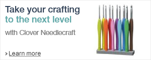 Take your crafting to the next level with Clover Needlecraft