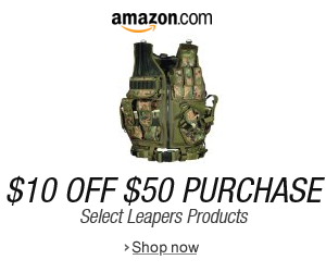 $10 Off $50 Purchase of Select Leapers Products