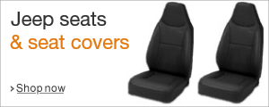 Shop Jeep Seats and seat covers