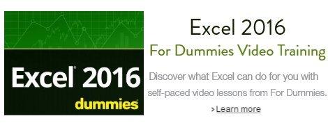 Excel2016Video
