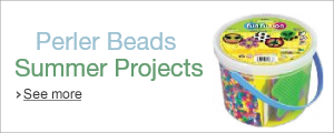 Perler Beads Summer Projects