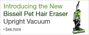 Introducing The New Bissell Pet Hair Eraser