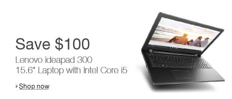 FEATURED DEAL: Lenovo