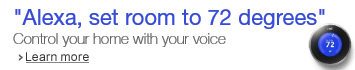 Control your home with your voice