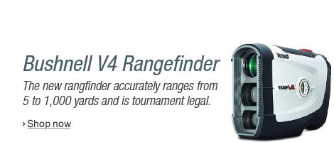 Bushnell V4 Rangefinder