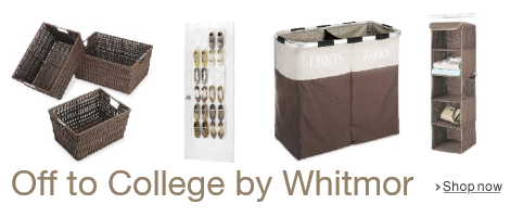 Whitmor Off to College