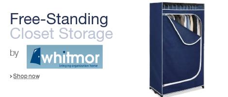Whitmor Free-Standing Closet