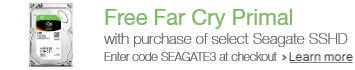 Seagate SSHD