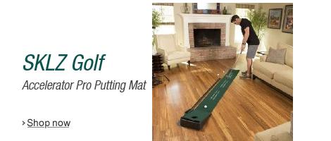 Golf Wc Mat.Amazon Com Blue Foot Products Potty Putter Putting Mat